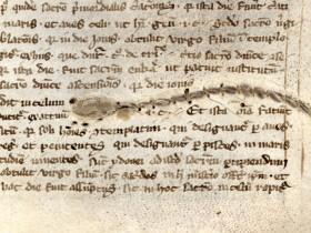Handschrift Asketische Schriften