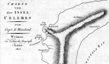 Woodard: Insel Celebes