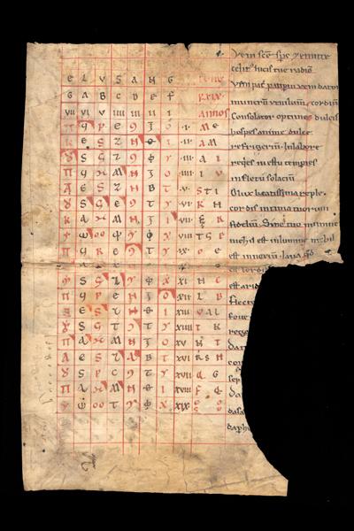 Fragmentenobx 06a, Fragment 03 – Fragmenta Calendariorum (Stadtbibliothek Trier)